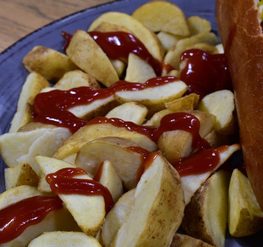 Ketchup Οικονομάκη